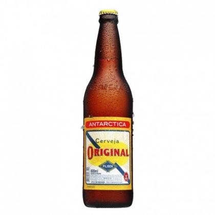 Compre 3 Garrafas de Cerveja Original e GANHE a 4°!