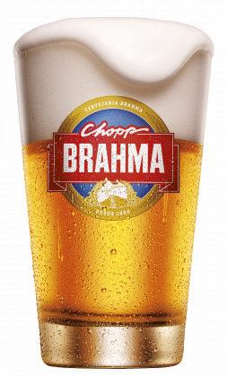 Chopp Brahma com desconto!