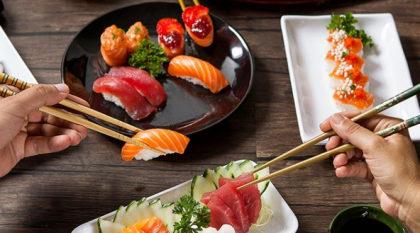 Rodízio Japonês no jantar por apenas R$ 55,90!