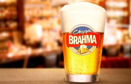 Chopp Brahma por R$ 7,50!