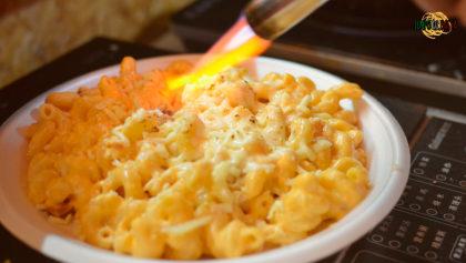 Mac N' Cheese + Refrigerante por apenas R$ 25,00!