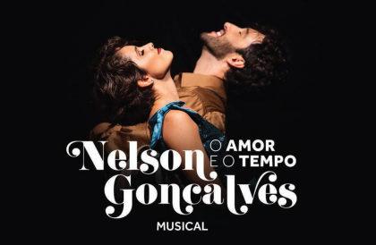 """Na compra de 1 ingresso do musical """"O Amor e o Tempo – Nelson Gonçalves"""" o segundo é GRÁTIS!"""