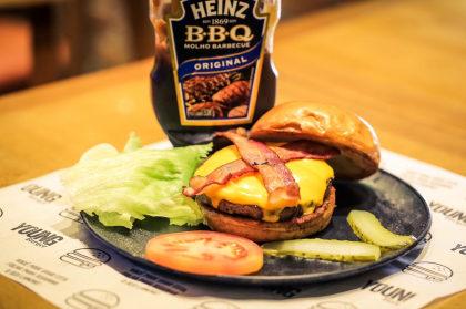 Qualquer Burger do cardápio por apenas R$ 19,90!