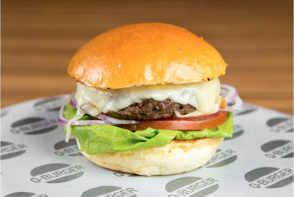 Todo Cardápio Q-Burger com 15% OFF!