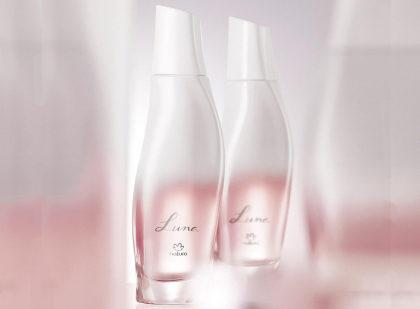 2×1 Perfume Luna no site da Natura