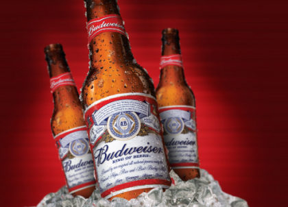 Budweiser Long Neck: Leve 4, Pague 3