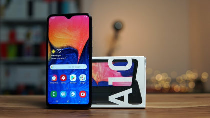 Cupom de R$ 150 OFF para Samsung Galaxy A10 no site do Girafa