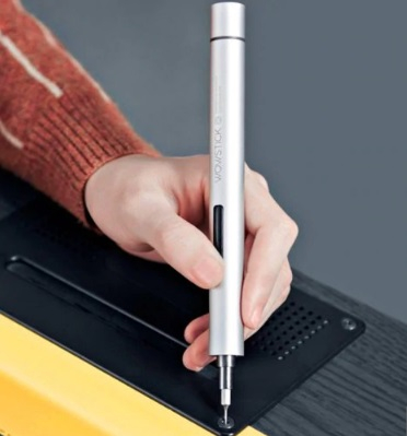 Cupom no Xiaomi Wowstick 21 in 1 Precision Mini Handheld Cordless Electric Screwdriver