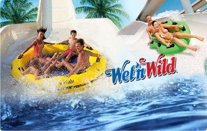Wet'n Wild pacote diversão: Ingresso + Buffet de Churrasco + Kayak e Pedalinho por apenas R$ 99!