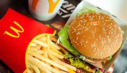 GANHE R$15 no McDonald's para primeiro pedido no iFood!