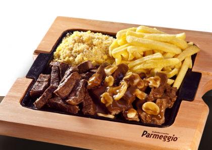 Osasco: Ganhe 15% de desconto na conta a partir de R$ 20,90 no Parmeggio!