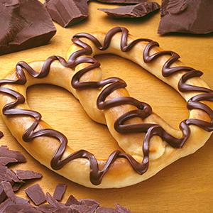 Leve 2 Pretzels de Chocolate por apenas R$ 18! (Shopping Tucuruvi)