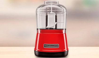 Cupom de 15% OFF no Processador de alimentos + Acessórios no site da KitchenAid
