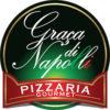 Logo Pizzaria Graça di Napolli