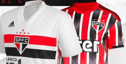 Cupom de 20% OFF em seleção camisetas na São Paulo Mania