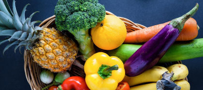 Orgânicos (frutas, legumes, verduras e ovos) com 20% de desconto!