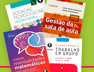 Cupom de 25% OFF nos selos editoriais do Grupo A