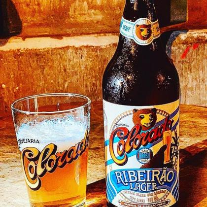 GANHE 1 Cerveja Colorado Ribeirão Lager 600ml!
