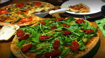 Ganhe 20% de desconto na conta a partir de R$ 35,00 no Achiro Pizza!