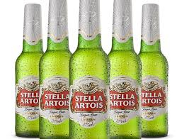 Stella Artois: Leve 5 e pague 4!