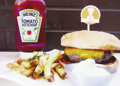 Qualquer Hambúrguer + Batata frita + Refrigerante por apenas R$26,90!