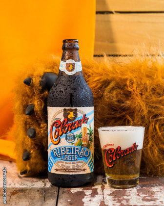 Ganhe um copo de Cerveja Colorado Ribeirão Lager!