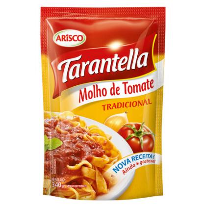 Molho de Tomate Tarantella e Pomarola com 20% de desconto!