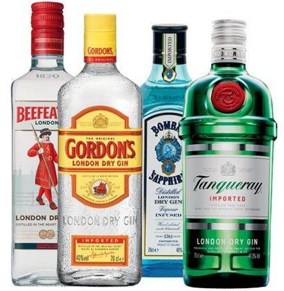 Gin com 25% de desconto! [+18]