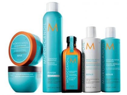 GANHE necessaire na compra de Moroccanoil no site The Beauty Box