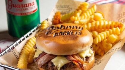 Combo Cowboy Burger com American Fries + Refrigerante por apenas R$ 30,00!