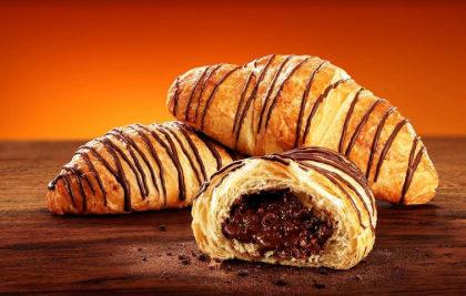 Croissant Ovomaltine + Café Expresso simples por apenas R$ 11,90!