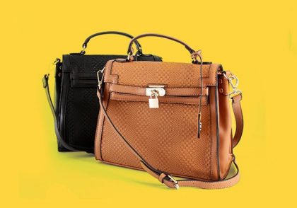 Até 50% OFF + cupom de 20% OFF em bolsas e mochilas no site da Marisa