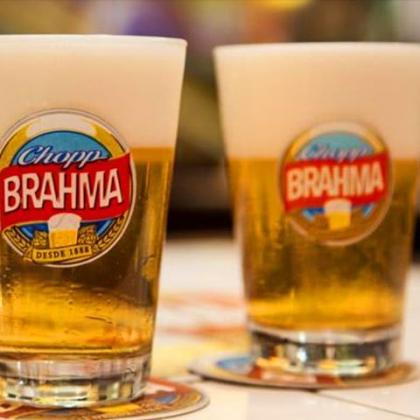 2×1: Chopp Brahma em dobro!