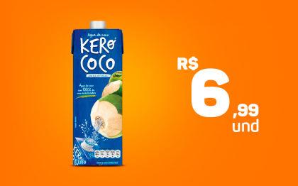 Kerococo 1L por apenas R$ 6,99!