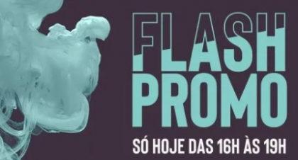 FLASH PROMO produtos a partir de R$4,90