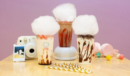 Milk Shake Dona Nuvem 500ml por apenas R$10,00!