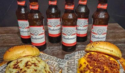 GANHE 1 Budweiser na compra de um combo!