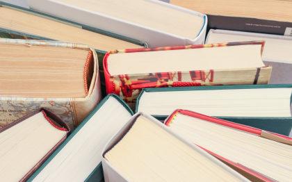Cupom de 20% OFF em dois livros e 25% OFF em 3 livros na Submarino