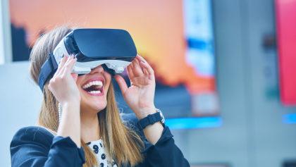 Jogos em Realidade Virtual: Montanha Russa por apenas R$ 7,00!
