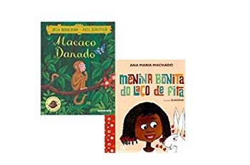 Cupom de 10% OFF em livros infantis no site da Amazon