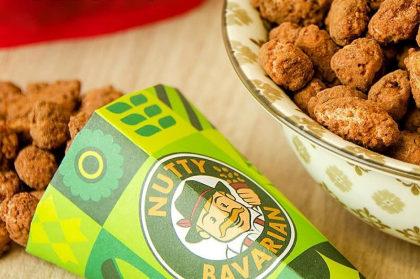 Nutty Bavarian: GANHE R$15 nas compras acima de R$ 20,00!