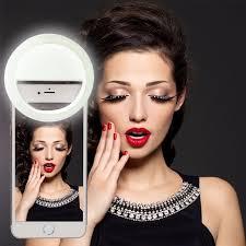 GANHE Ring Light para celular em compras de todo o site a partir de R$259 na Sephora