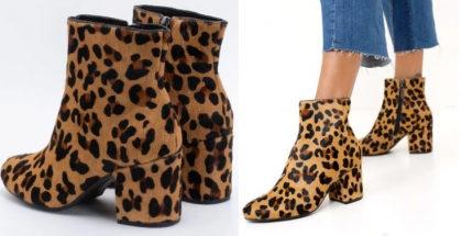 Cupom de 20% OFF em botas femininas no site da Renner