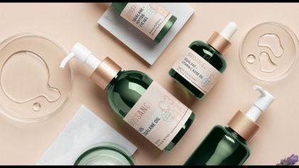 GANHE  Mini Sérum Esqualano nas compras de Biossance acima de R$ 249 no site da Sephora