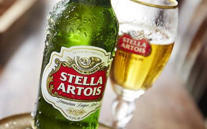 Compre 2 cervejas Stella Artois e leve 3!