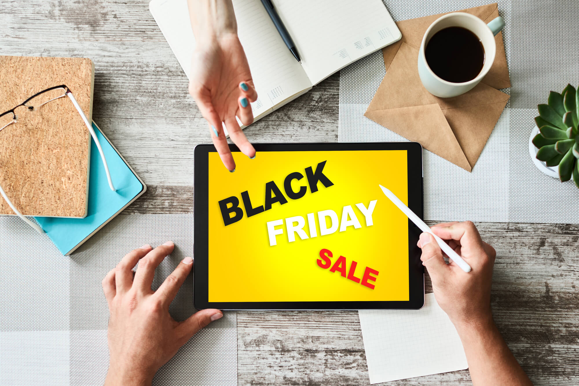 Como aproveitar os descontos da Black Friday nos e-commerces