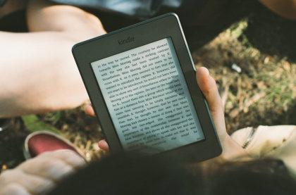 Cupom de  R$50,00 OFF na compra de um Kindle no site da C&A
