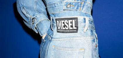 Diesel com 10% OFF na primeira compra pelo site!