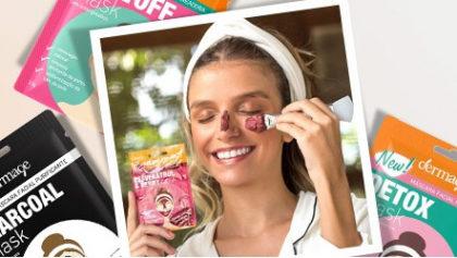 GANHE uma máscara facial em todas as compras de Tratamento no site da Sephora