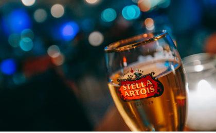 Compre a entrada Guioza ou Ceviche e GANHE 1 Stella Artois!